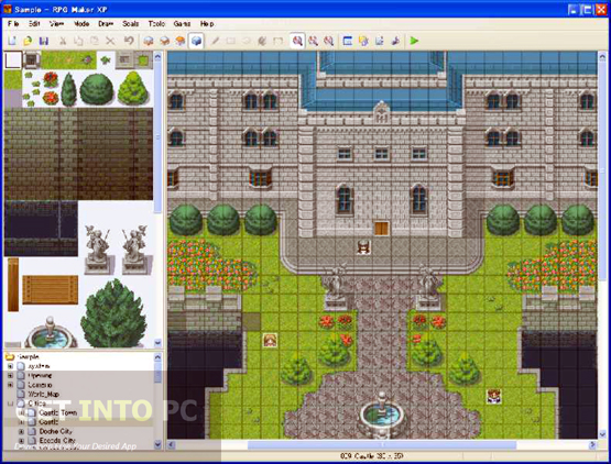 Digimon frontier vx (rpg maker vx game+download) youtube.