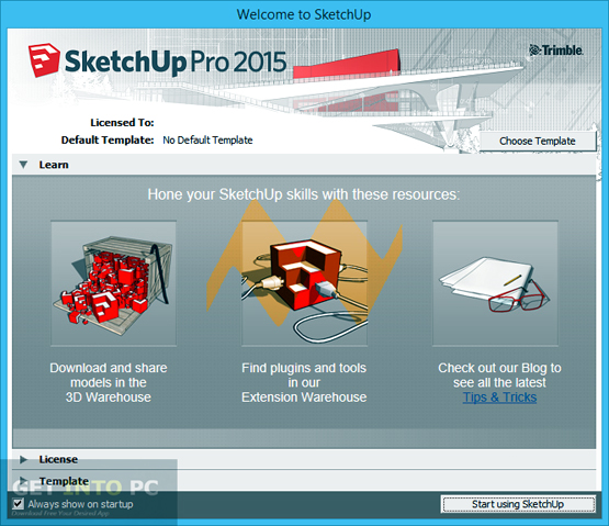 SketchUp Pro 2015 Download For Free