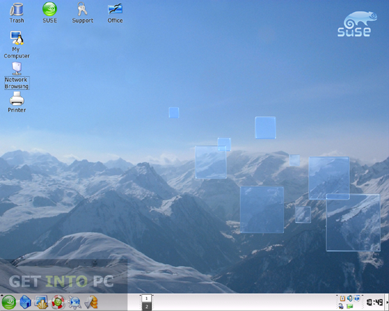 SuSE Linux 9.1 Professional Bootable ISO