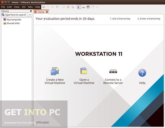 VMware Workstation 11 Free Download
