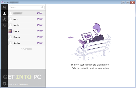 Viber for Windows Download For Free