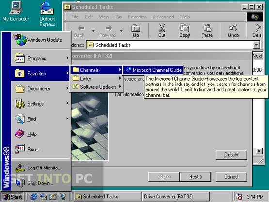 Windows 98 Direct Link Download