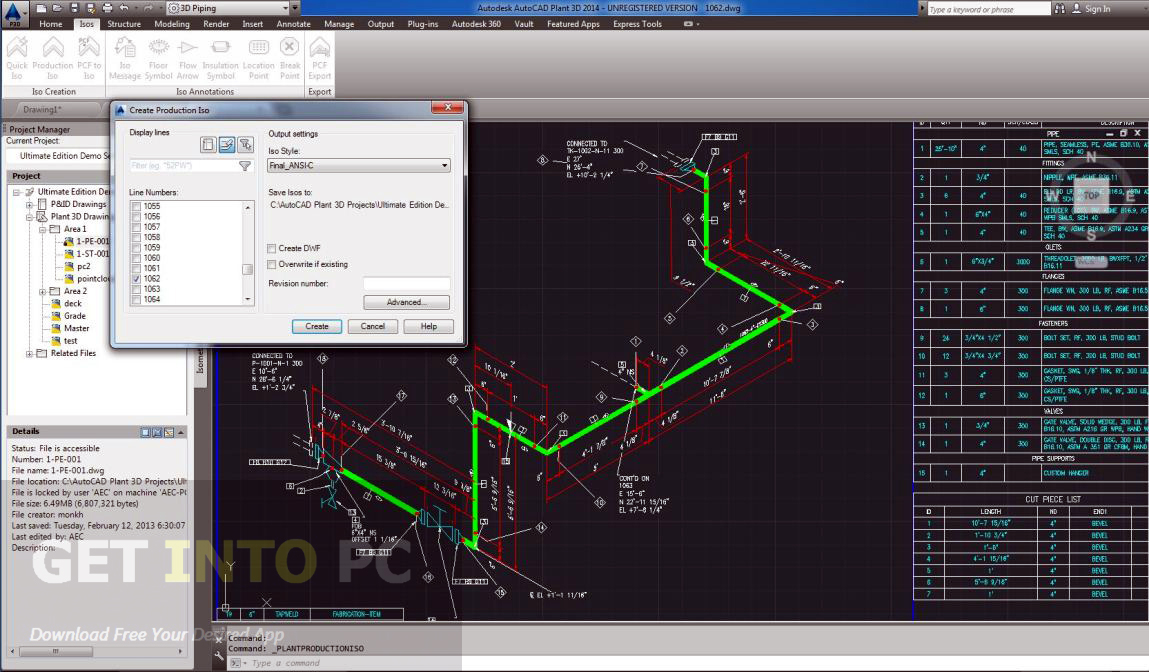 AutoCAD Mechanical 2016 Direct Link Download