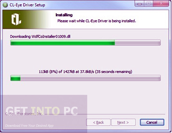 CL Eye Driver Latest Version Download