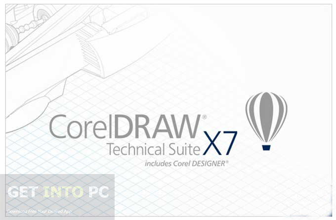 CorelDRAW Technical Suite X7 Free Download