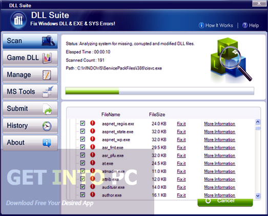 DLL Suite Offline Installer Download
