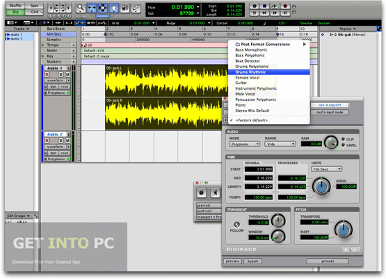 Digidesign ProTools LE Direct Link Download