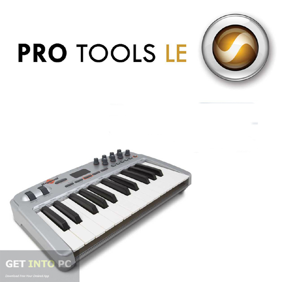 Digidesign ProTools LE Free Download