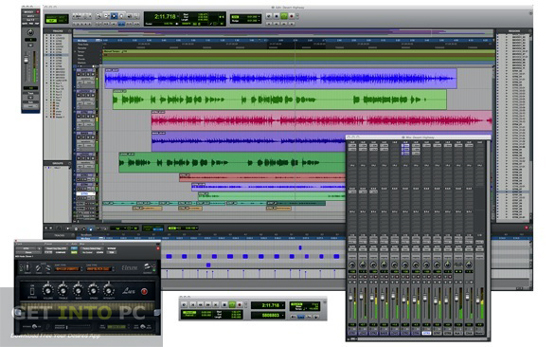 Digidesign ProTools LE latest Version Download