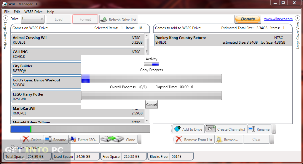 Wbfs manager 4. 0 download for pc free.