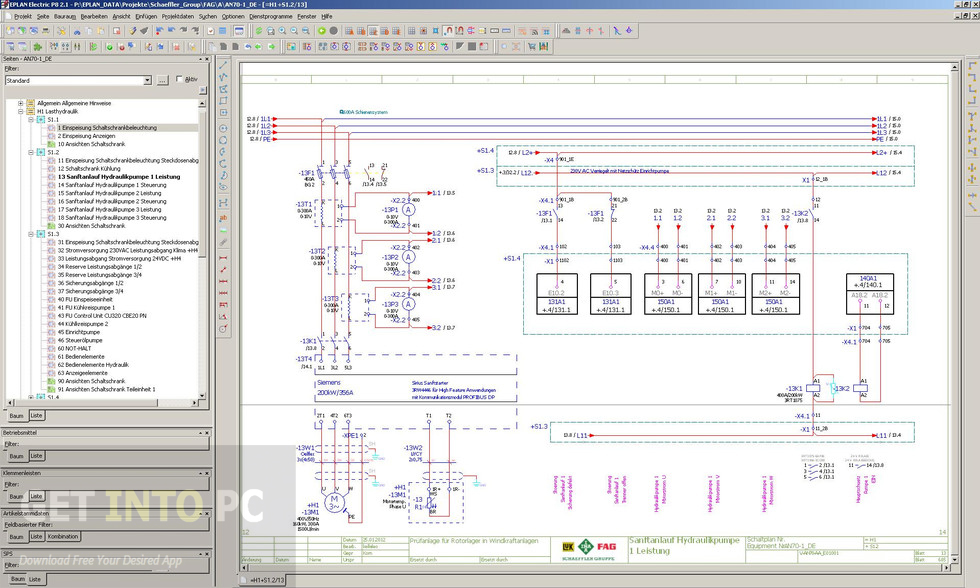 electrical plan program electrical plan layout guidelines eplan electric p8 free download #9