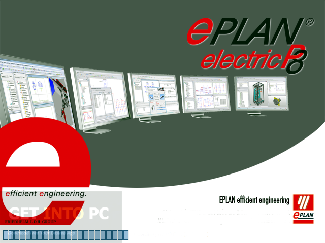EPLAN Electric P8 Free Download