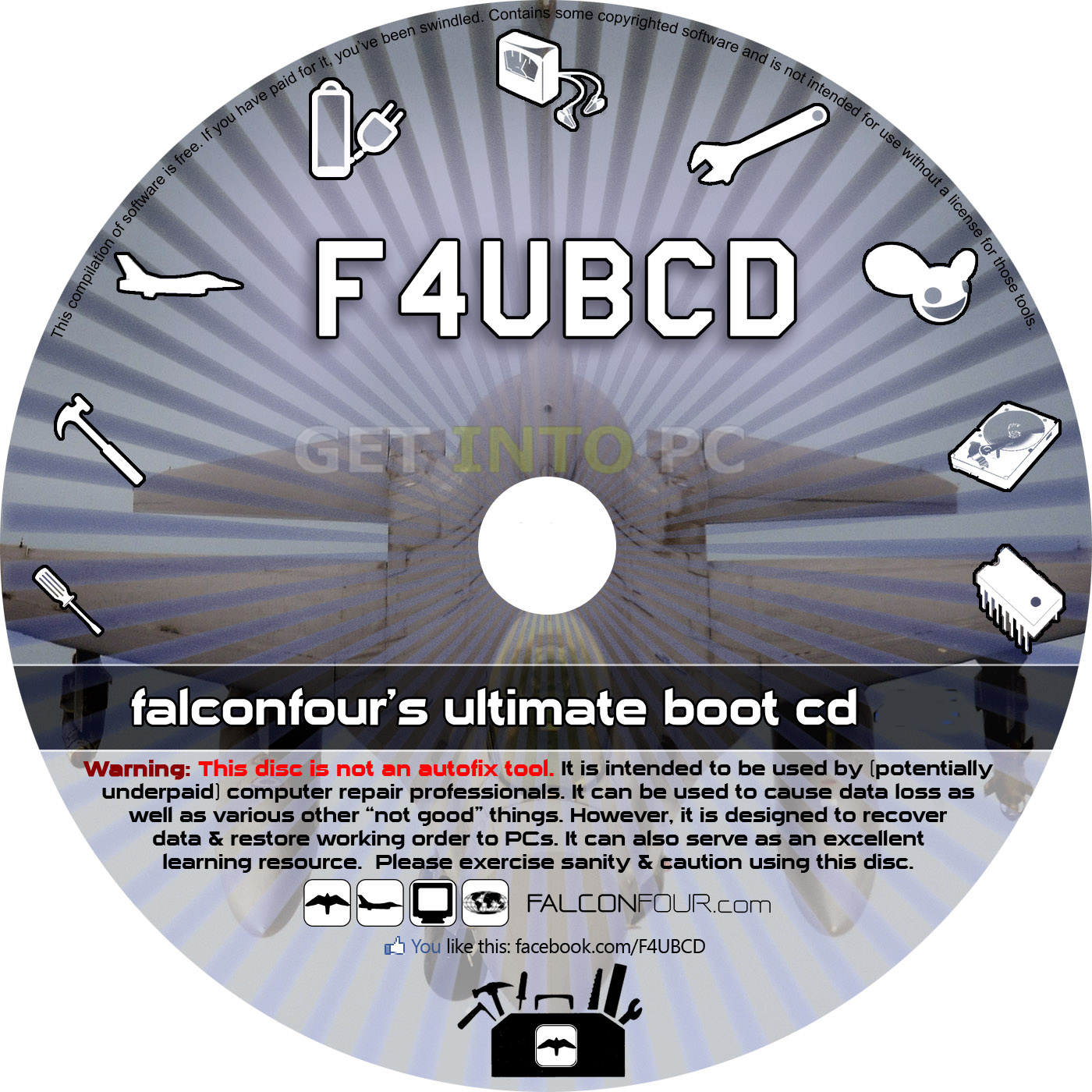 Download ultimate boot cd (ubcd) v5. 3. 8 (freeware) afterdawn.