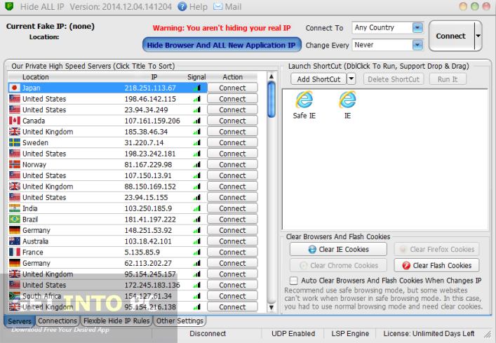 Hide ALL IP 2015 Offline Installer Download