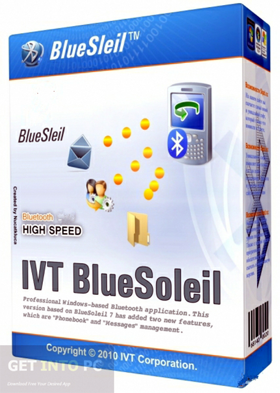 IVT Bluesoleil v10 Direct Link Download