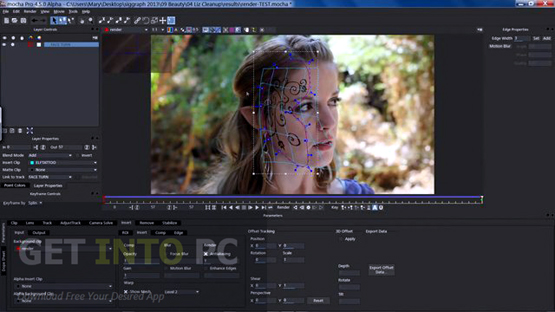 Imagineer Systems mocha Pro Offline Installer Download