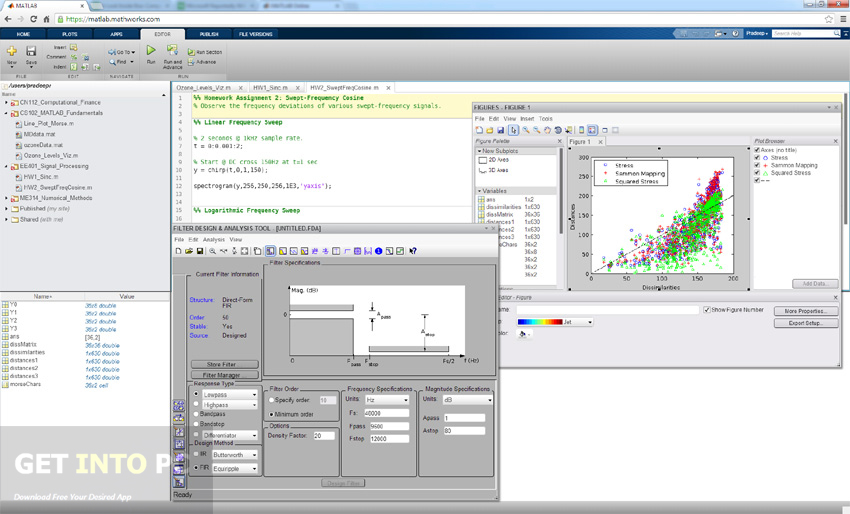 MATLAB Download Free - OceanofEXE