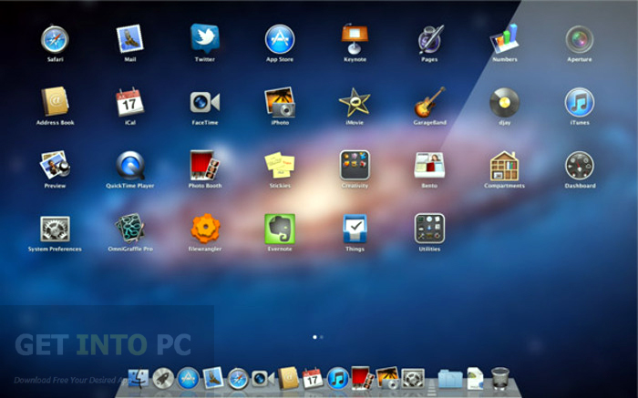 Mac OSX Lion 10.7.2 DMG Direct Link Bootable