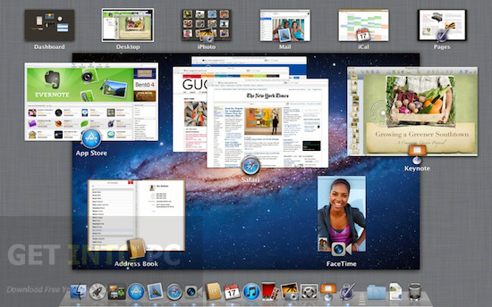 Mac OSX Lion 10.7.2 DMG Download