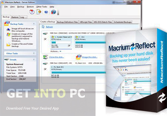 Macrium Reflect Professional latest Version Download