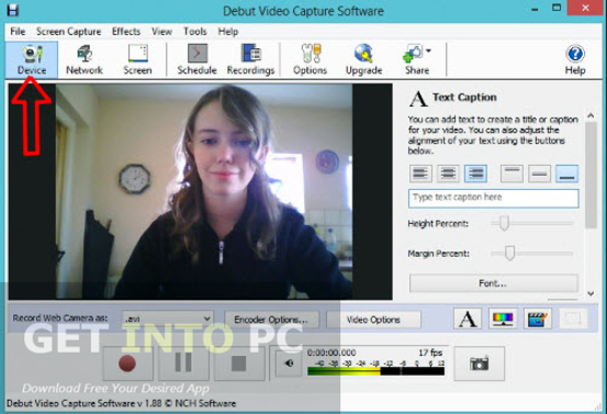 NCH Debut Video Capture Download For Free
