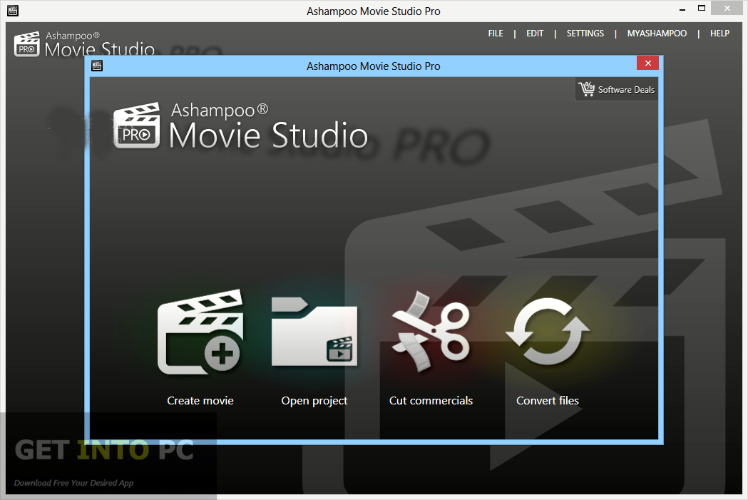 Portable Ashampoo Movie Studio Pro Download For Free
