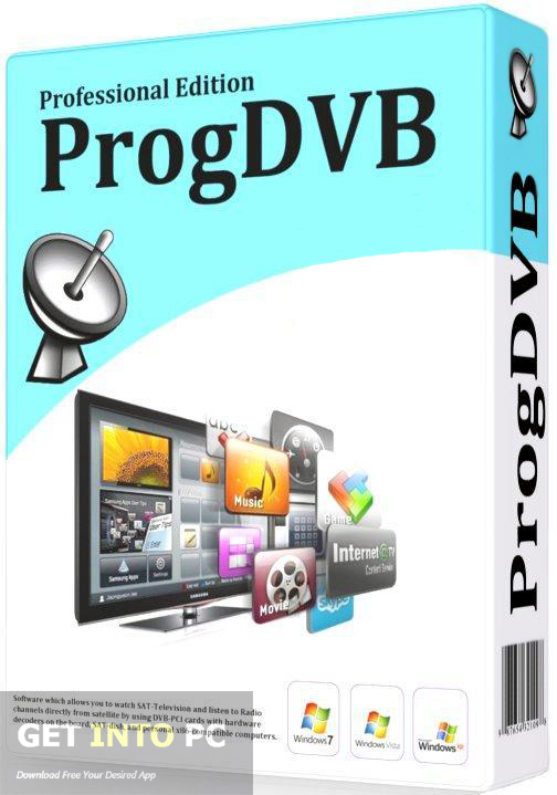 ProgDVB latest Version Download