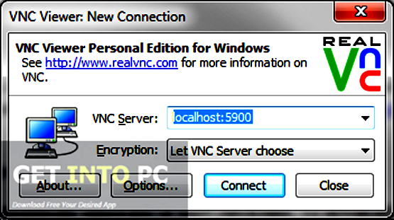 RealVNC VNC Enterprise Offline Installer Download