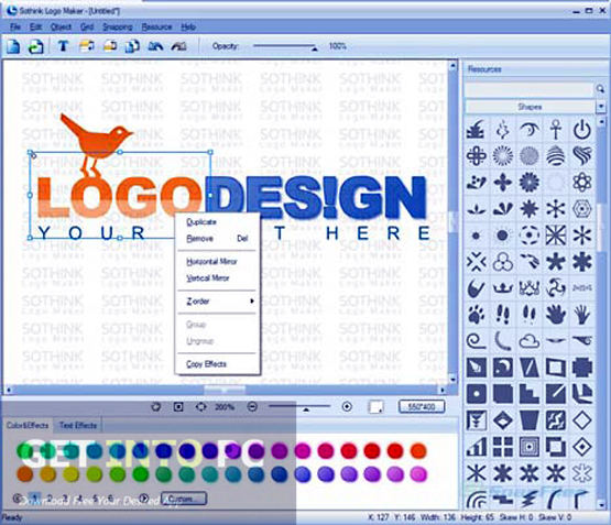 Sothink Logo Maker Professional Free Download
