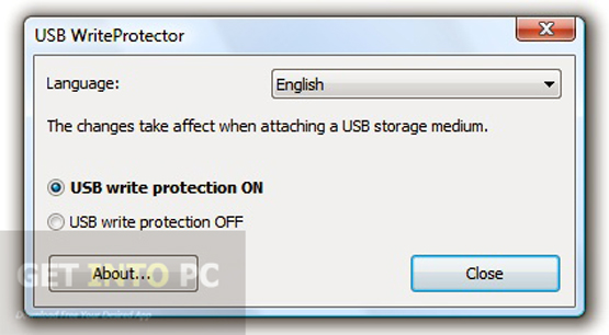 USB Write Protect Latest Version Download