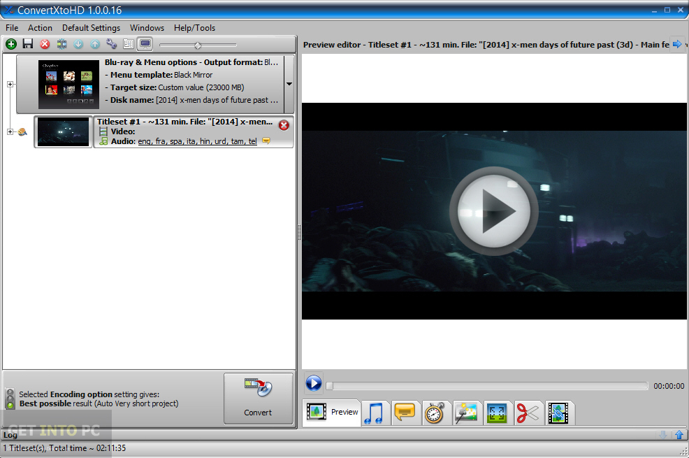 VSO ConvertXtoHD Latest Version Download