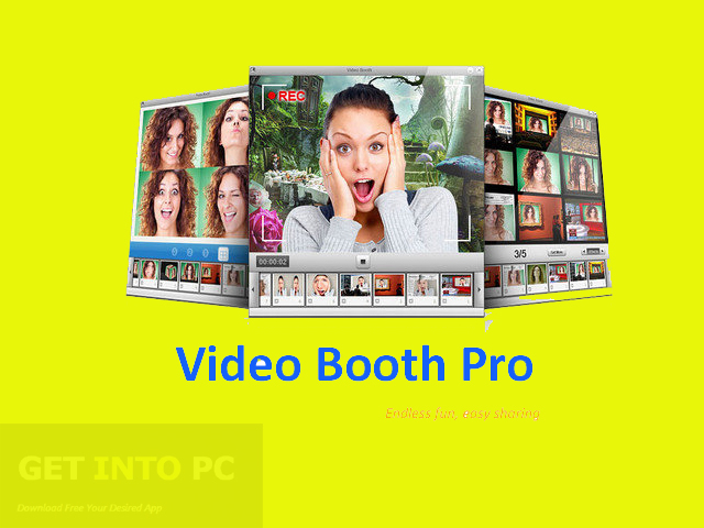 Video Booth Pro Offline Installer Download