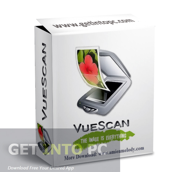 [PCソフト] VueScan Pro
