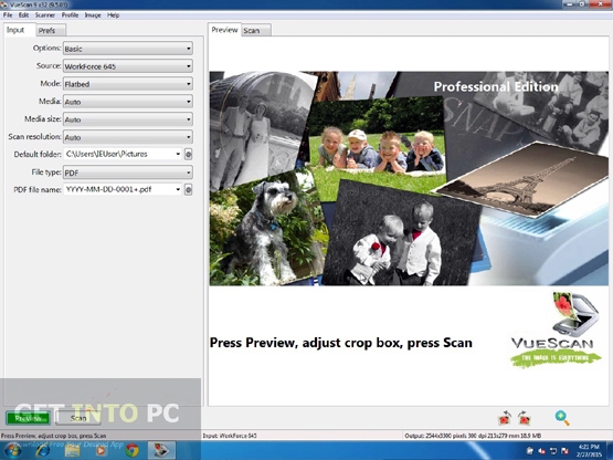 VueScan Professional 2020 Offline Installer Download