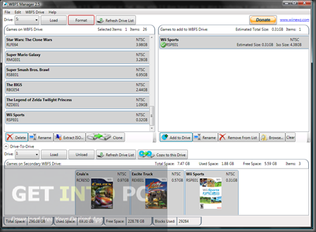 WBFS Manager Latest Version Download