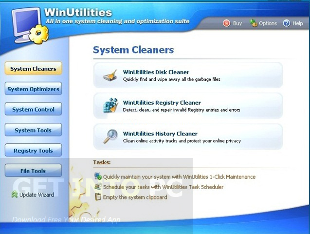 WinUtilities Professional Edition Offline Installer Download