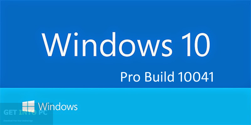 Windows 10 Pro Build 10041 Free Download ISO