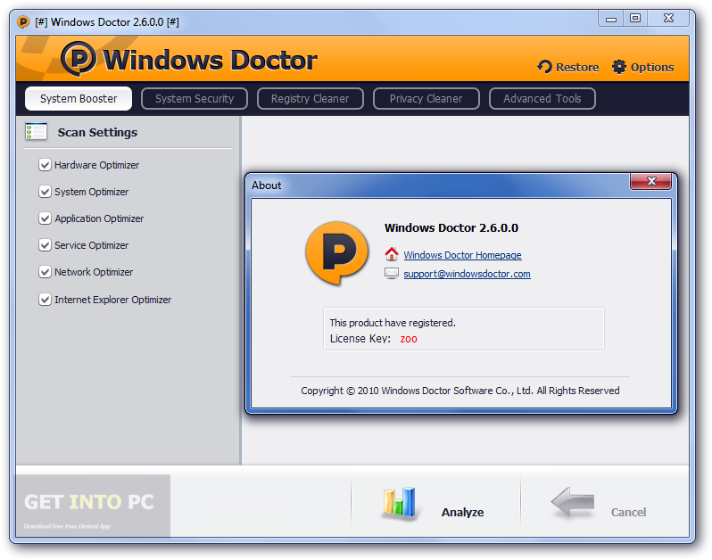 Windows Doctor Direct Link Download