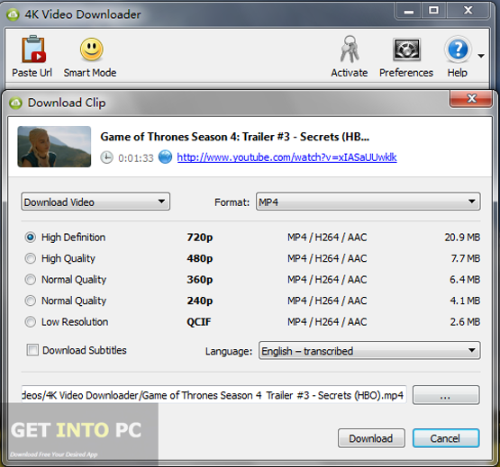4k video downloader italiano - 6715