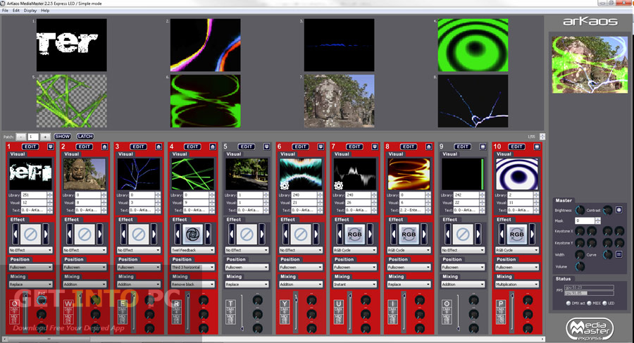 ArKaos MediaMaster Professional Direct Link Download