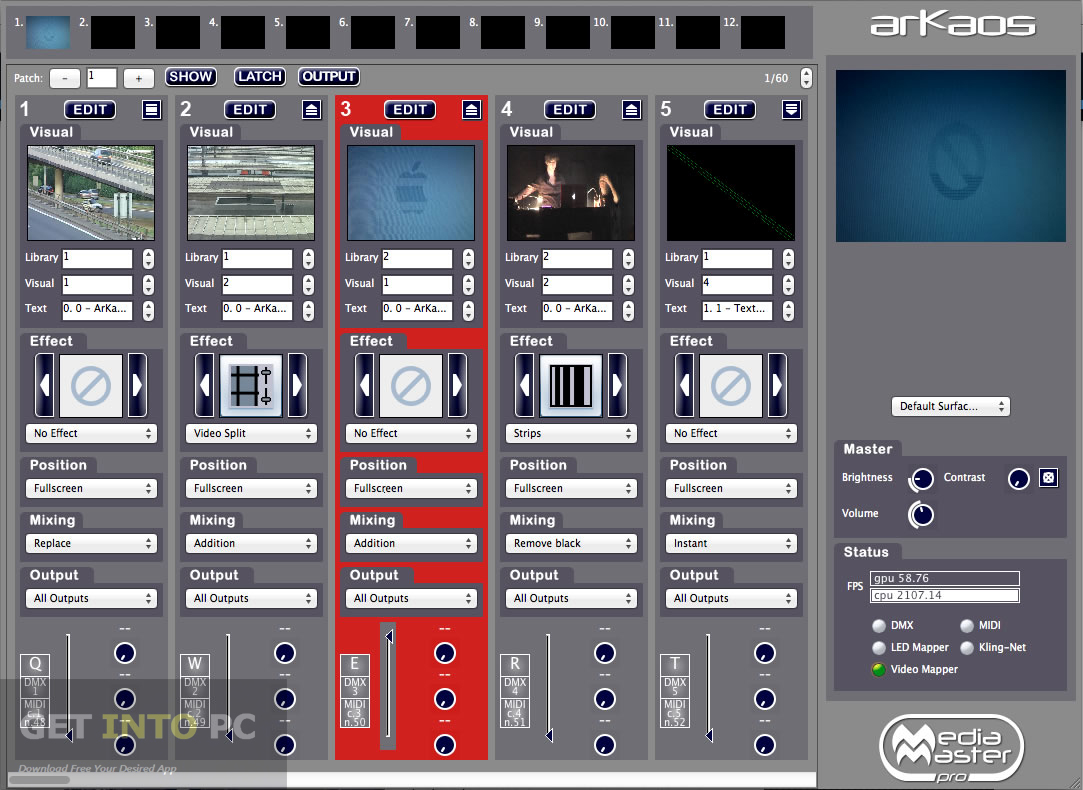 ArKaos MediaMaster Professional Latest Version Download