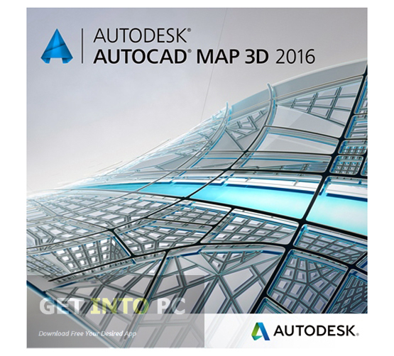 AutoCAD MAP 3D 2016 32/64 Bit ISO Latest Version Download