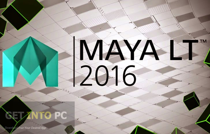 Autodesk Maya LT 2016 64 Bit ISO Download