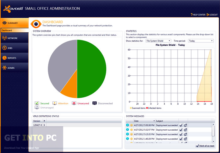 avast endpoint suite