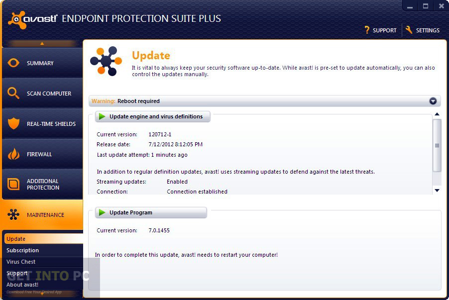 Avast Endpoint Protection Suite Latest Version Download
