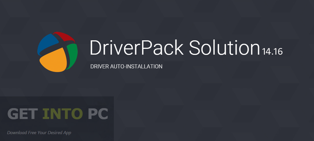 DriverPack Solution 14.16 Free Download