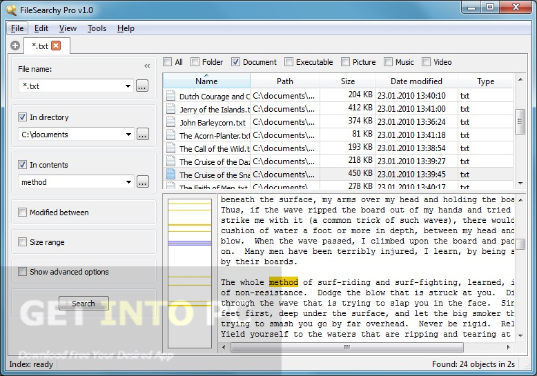 FileSearchy Pro Latest Version Download