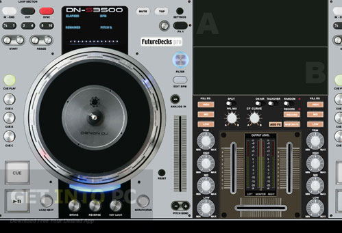 FutureDecks DJ Pro Free Download