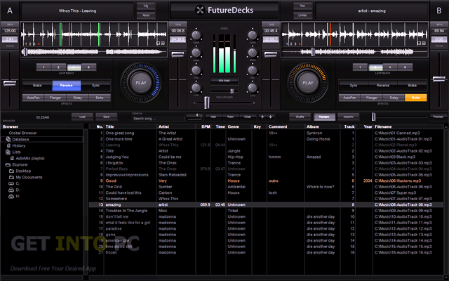 FutureDecks DJ Pro Offline Installer Download