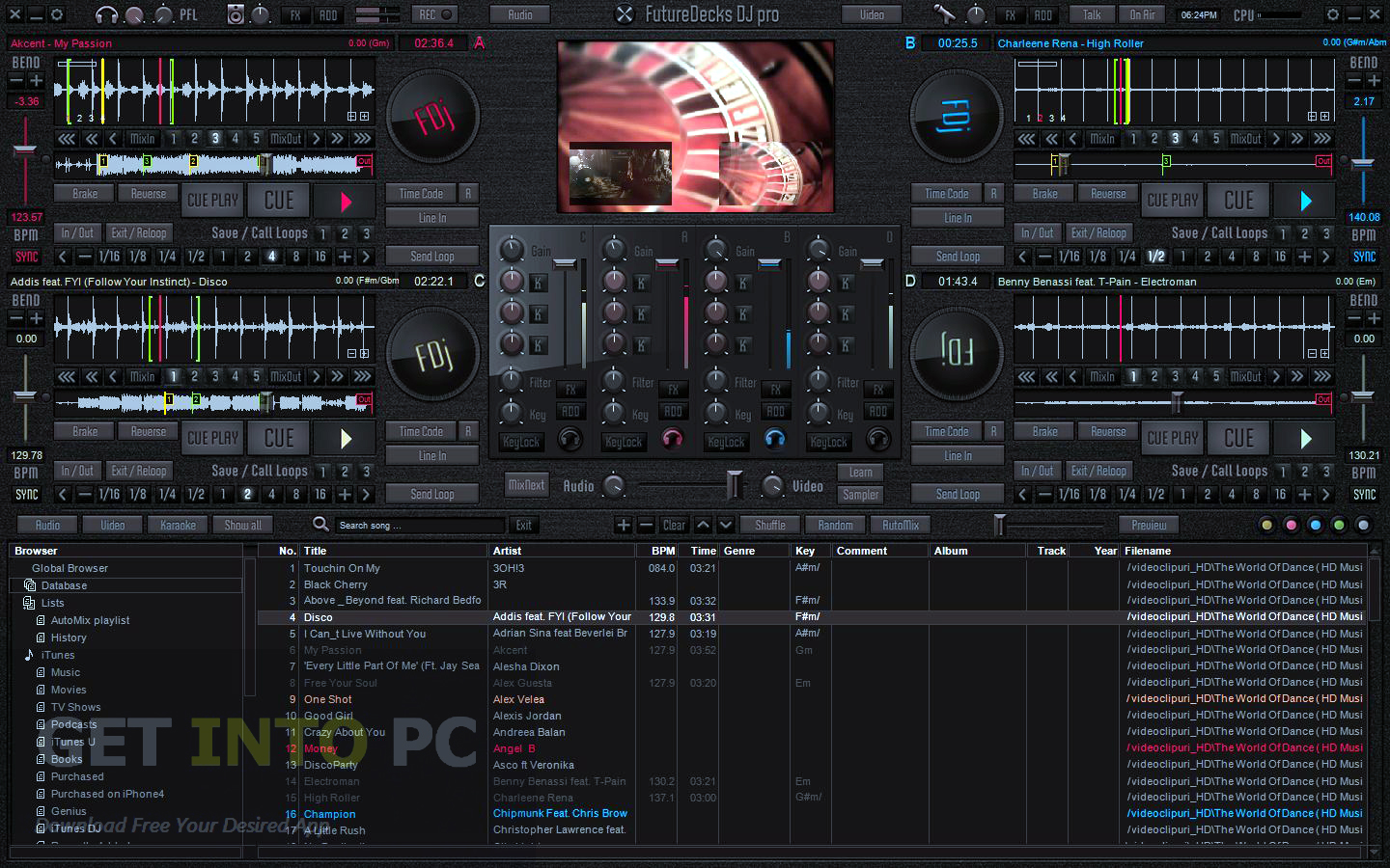 FutureDecks DJ Pro Setup Free Download